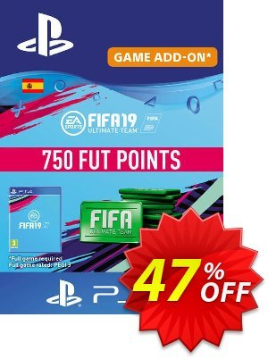 Fifa 19 - 750 FUT Points PS4 (Spain) 優惠券,折扣碼 Fifa 19 - 750 FUT Points PS4 (Spain) Deal 2021 CDkeys,促銷代碼: Fifa 19 - 750 FUT Points PS4 (Spain) Exclusive Sale offer for iVoicesoft