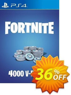 Fortnite - 4000 V-Bucks PS4 (US) discount coupon Fortnite - 4000 V-Bucks PS4 (US) Deal 2021 CDkeys - Fortnite - 4000 V-Bucks PS4 (US) Exclusive Sale offer for iVoicesoft