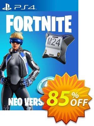 Fortnite Neo Versa + 500 V-Bucks PS4 (AUS/NZ) discount coupon Fortnite Neo Versa + 500 V-Bucks PS4 (AUS/NZ) Deal 2021 CDkeys - Fortnite Neo Versa + 500 V-Bucks PS4 (AUS/NZ) Exclusive Sale offer for iVoicesoft