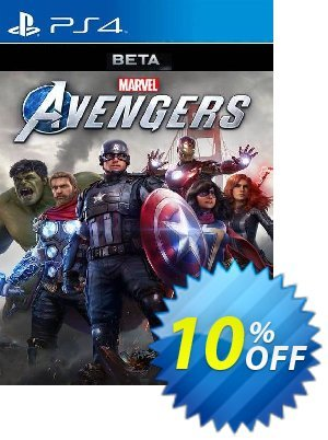 Marvel's Avengers Beta Access PS4 Coupon discount Marvel's Avengers Beta Access PS4 Deal 2021 CDkeys