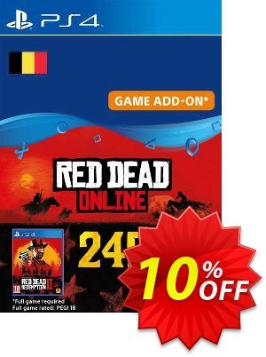 Red Dead Online - 245 Gold Bars PS4 (Belgium) discount coupon Red Dead Online - 245 Gold Bars PS4 (Belgium) Deal 2021 CDkeys - Red Dead Online - 245 Gold Bars PS4 (Belgium) Exclusive Sale offer for iVoicesoft