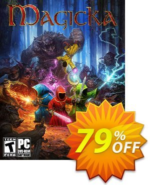 Magicka PC 優惠券,折扣碼 Magicka PC Deal,促銷代碼: Magicka PC Exclusive offer for iVoicesoft