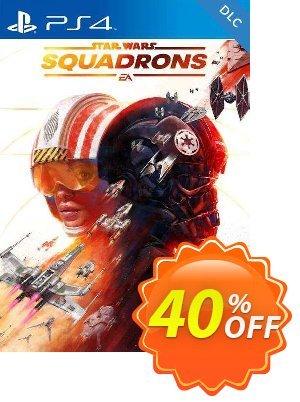 Star Wars: Squadrons PS4 DLC (EU) discount coupon Star Wars: Squadrons PS4 DLC (EU) Deal 2021 CDkeys - Star Wars: Squadrons PS4 DLC (EU) Exclusive Sale offer for iVoicesoft