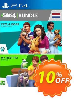 The Sims 4 Bundle - Cats and Dogs My First Pet Stuff PS4 (Netherlands) discount coupon The Sims 4 Bundle - Cats and Dogs My First Pet Stuff PS4 (Netherlands) Deal 2021 CDkeys - The Sims 4 Bundle - Cats and Dogs My First Pet Stuff PS4 (Netherlands) Exclusive Sale offer for iVoicesoft