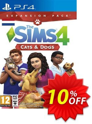 The Sims 4 - Cats & Dogs Expansion Pack PS4 (Netherlands) discount coupon The Sims 4 - Cats & Dogs Expansion Pack PS4 (Netherlands) Deal 2021 CDkeys - The Sims 4 - Cats & Dogs Expansion Pack PS4 (Netherlands) Exclusive Sale offer for iVoicesoft