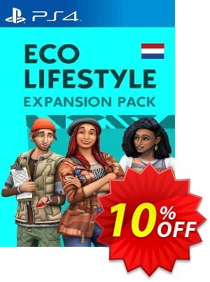 The Sims 4 - Eco Lifestyle Expansion Pack PS4 (Netherlands) discount coupon The Sims 4 - Eco Lifestyle Expansion Pack PS4 (Netherlands) Deal 2021 CDkeys - The Sims 4 - Eco Lifestyle Expansion Pack PS4 (Netherlands) Exclusive Sale offer for iVoicesoft
