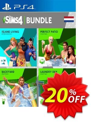 The Sims 4 - Fun Outside Bundle PS4 (Netherlands) discount coupon The Sims 4 - Fun Outside Bundle PS4 (Netherlands) Deal 2021 CDkeys - The Sims 4 - Fun Outside Bundle PS4 (Netherlands) Exclusive Sale offer for iVoicesoft
