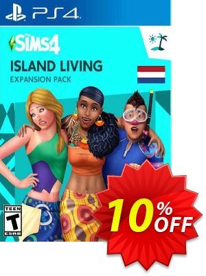 The Sims 4 - Island Living Expansion Pack PS4 (Netherlands) discount coupon The Sims 4 - Island Living Expansion Pack PS4 (Netherlands) Deal 2021 CDkeys - The Sims 4 - Island Living Expansion Pack PS4 (Netherlands) Exclusive Sale offer for iVoicesoft