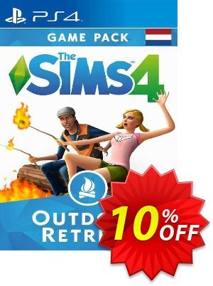 The Sims 4 - Outdoor Retreat Expansion Pack PS4 (Netherlands) discount coupon The Sims 4 - Outdoor Retreat Expansion Pack PS4 (Netherlands) Deal 2021 CDkeys - The Sims 4 - Outdoor Retreat Expansion Pack PS4 (Netherlands) Exclusive Sale offer for iVoicesoft