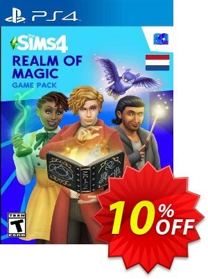 The Sims 4 - Realm of Magic Expansion Pack PS4 (Netherlands) discount coupon The Sims 4 - Realm of Magic Expansion Pack PS4 (Netherlands) Deal 2021 CDkeys - The Sims 4 - Realm of Magic Expansion Pack PS4 (Netherlands) Exclusive Sale offer for iVoicesoft
