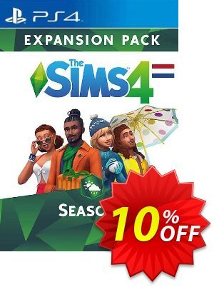 The Sims 4 - Seasons Expansion Pack PS4 (Netherlands) discount coupon The Sims 4 - Seasons Expansion Pack PS4 (Netherlands) Deal 2021 CDkeys - The Sims 4 - Seasons Expansion Pack PS4 (Netherlands) Exclusive Sale offer for iVoicesoft