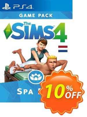 The Sims 4 - Spa Day Expansion Pack PS4 (Netherlands) discount coupon The Sims 4 - Spa Day Expansion Pack PS4 (Netherlands) Deal 2021 CDkeys - The Sims 4 - Spa Day Expansion Pack PS4 (Netherlands) Exclusive Sale offer for iVoicesoft