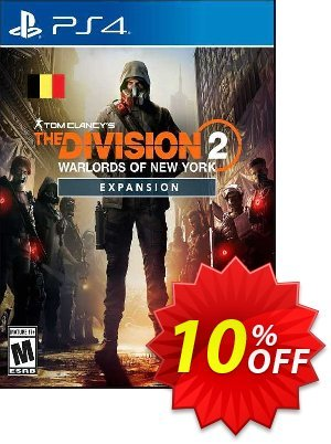 Tom Clancy's The Division 2 - Warlords of New York Expansion Pack PS4 (Belgium) discount coupon Tom Clancy's The Division 2 - Warlords of New York Expansion Pack PS4 (Belgium) Deal 2021 CDkeys - Tom Clancy's The Division 2 - Warlords of New York Expansion Pack PS4 (Belgium) Exclusive Sale offer for iVoicesoft