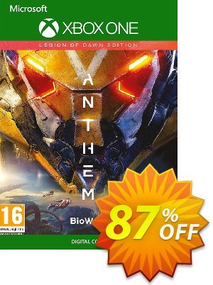 Anthem Legion of Dawn Xbox One (UK) discount coupon Anthem Legion of Dawn Xbox One (UK) Deal 2021 CDkeys - Anthem Legion of Dawn Xbox One (UK) Exclusive Sale offer for iVoicesoft