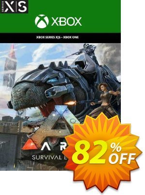 Ark Survival Evolved Xbox One/Xbox Series X|S (UK) discount coupon Ark Survival Evolved Xbox One/Xbox Series X|S (UK) Deal 2021 CDkeys - Ark Survival Evolved Xbox One/Xbox Series X|S (UK) Exclusive Sale offer for iVoicesoft
