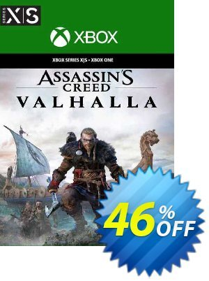 Assassin's Creed Valhalla Xbox One/Xbox Series X|S (WW) discount coupon Assassin's Creed Valhalla Xbox One/Xbox Series X|S (WW) Deal 2021 CDkeys - Assassin's Creed Valhalla Xbox One/Xbox Series X|S (WW) Exclusive Sale offer for iVoicesoft