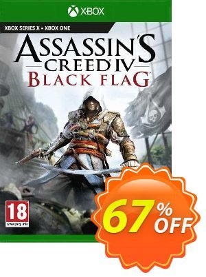 Assassin's Creed IV  - Black Flag Xbox One (US) discount coupon Assassin's Creed IV  - Black Flag Xbox One (US) Deal 2021 CDkeys - Assassin's Creed IV  - Black Flag Xbox One (US) Exclusive Sale offer for iVoicesoft