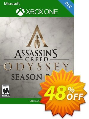 Assassin's Creed Odyssey - Season Pass Xbox One (UK) discount coupon Assassin's Creed Odyssey - Season Pass Xbox One (UK) Deal 2021 CDkeys - Assassin's Creed Odyssey - Season Pass Xbox One (UK) Exclusive Sale offer for iVoicesoft