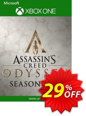 Assassin's Creed Odyssey Season Pass Xbox One (US) discount coupon Assassin's Creed Odyssey Season Pass Xbox One (US) Deal 2021 CDkeys - Assassin's Creed Odyssey Season Pass Xbox One (US) Exclusive Sale offer for iVoicesoft