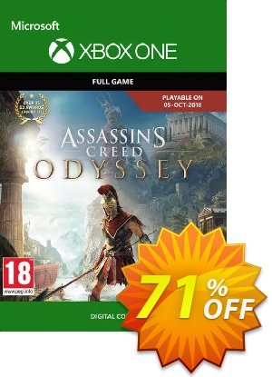 Assassin's Creed Odyssey Xbox One (UK) discount coupon Assassin's Creed Odyssey Xbox One (UK) Deal 2021 CDkeys - Assassin's Creed Odyssey Xbox One (UK) Exclusive Sale offer for iVoicesoft