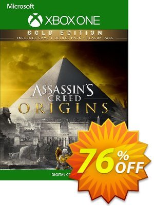 Assassin's Creed Origins - Gold Edition Xbox One (UK) discount coupon Assassin's Creed Origins - Gold Edition Xbox One (UK) Deal 2021 CDkeys - Assassin's Creed Origins - Gold Edition Xbox One (UK) Exclusive Sale offer for iVoicesoft