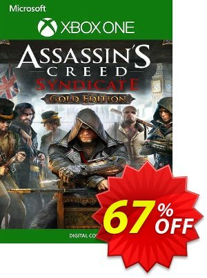 Assassin's Creed Syndicate Gold Edition Xbox One (UK) discount coupon Assassin's Creed Syndicate Gold Edition Xbox One (UK) Deal 2021 CDkeys - Assassin's Creed Syndicate Gold Edition Xbox One (UK) Exclusive Sale offer for iVoicesoft