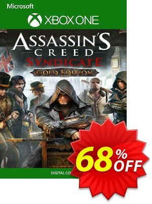Assassin's Creed Syndicate Gold Edition Xbox One (US) discount coupon Assassin's Creed Syndicate Gold Edition Xbox One (US) Deal 2021 CDkeys - Assassin's Creed Syndicate Gold Edition Xbox One (US) Exclusive Sale offer for iVoicesoft