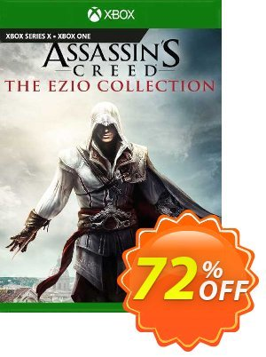 Assassin's Creed - The Ezio Collection Xbox One discount coupon Assassin's Creed - The Ezio Collection Xbox One Deal 2021 CDkeys - Assassin's Creed - The Ezio Collection Xbox One Exclusive Sale offer for iVoicesoft