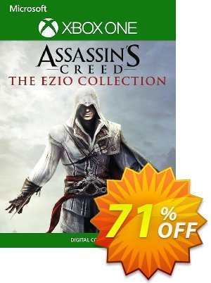 Assassin's Creed Ezio Collection Xbox One (EU) Coupon, discount Assassin's Creed Ezio Collection Xbox One (EU) Deal 2021 CDkeys. Promotion: Assassin's Creed Ezio Collection Xbox One (EU) Exclusive Sale offer for iVoicesoft