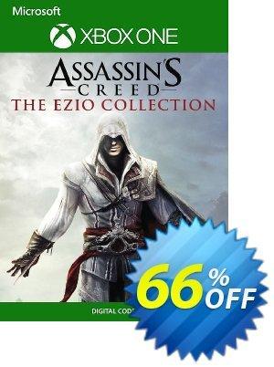 Assassin's Creed Ezio Collection Xbox One (US) discount coupon Assassin's Creed Ezio Collection Xbox One (US) Deal 2021 CDkeys - Assassin's Creed Ezio Collection Xbox One (US) Exclusive Sale offer for iVoicesoft