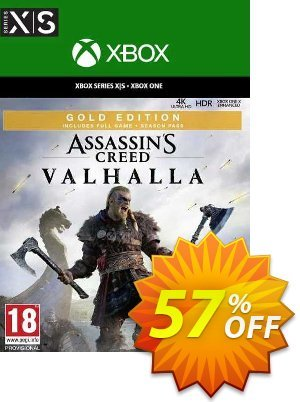 Assassin's Creed Valhalla Gold Edition Xbox One/Xbox Series X|S  (US) discount coupon Assassin's Creed Valhalla Gold Edition Xbox One/Xbox Series X|S  (US) Deal 2021 CDkeys - Assassin's Creed Valhalla Gold Edition Xbox One/Xbox Series X|S  (US) Exclusive Sale offer for iVoicesoft