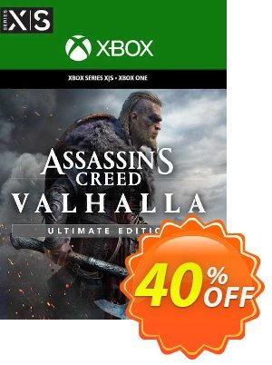 Assassin's Creed Valhalla Ultimate Edition Xbox One/Xbox Series X|S (UK) discount coupon Assassin's Creed Valhalla Ultimate Edition Xbox One/Xbox Series X|S (UK) Deal 2021 CDkeys - Assassin's Creed Valhalla Ultimate Edition Xbox One/Xbox Series X|S (UK) Exclusive Sale offer for iVoicesoft