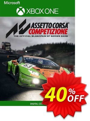 Assetto Corsa Competizione Xbox One (UK) discount coupon Assetto Corsa Competizione Xbox One (UK) Deal 2021 CDkeys - Assetto Corsa Competizione Xbox One (UK) Exclusive Sale offer for iVoicesoft