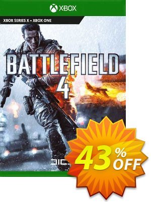 Battlefield 4 Xbox One (UK) discount coupon Battlefield 4 Xbox One (UK) Deal 2021 CDkeys - Battlefield 4 Xbox One (UK) Exclusive Sale offer for iVoicesoft