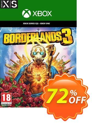 Borderlands 3 Xbox One/Xbox Series X|S (UK) discount coupon Borderlands 3 Xbox One/Xbox Series X|S (UK) Deal 2021 CDkeys - Borderlands 3 Xbox One/Xbox Series X|S (UK) Exclusive Sale offer for iVoicesoft