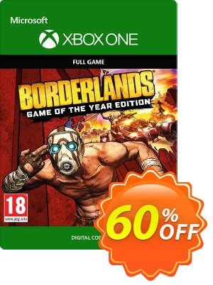 Borderlands: Game of the Year Edition Xbox One discount coupon Borderlands: Game of the Year Edition Xbox One Deal 2021 CDkeys - Borderlands: Game of the Year Edition Xbox One Exclusive Sale offer for iVoicesoft