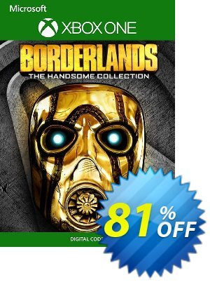 Borderlands The Handsome Collection Xbox One (UK) discount coupon Borderlands The Handsome Collection Xbox One (UK) Deal 2021 CDkeys - Borderlands The Handsome Collection Xbox One (UK) Exclusive Sale offer for iVoicesoft