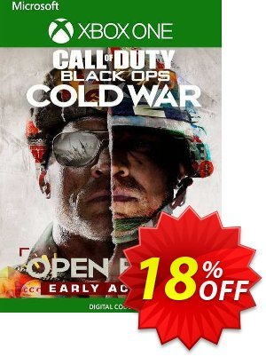 Call of Duty: Black Ops Cold War Beta Access Xbox One discount coupon Call of Duty: Black Ops Cold War Beta Access Xbox One Deal 2021 CDkeys - Call of Duty: Black Ops Cold War Beta Access Xbox One Exclusive Sale offer for iVoicesoft