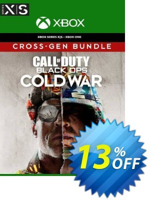Call of Duty: Black Ops Cold War - Cross Gen Bundle Xbox One / Xbox Series X|S (Brazil) discount coupon Call of Duty: Black Ops Cold War - Cross Gen Bundle Xbox One / Xbox Series X|S (Brazil) Deal 2021 CDkeys - Call of Duty: Black Ops Cold War - Cross Gen Bundle Xbox One / Xbox Series X|S (Brazil) Exclusive Sale offer for iVoicesoft