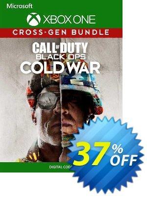Call of Duty: Black Ops Cold War - Cross Gen Bundle Xbox One (EU) discount coupon Call of Duty: Black Ops Cold War - Cross Gen Bundle Xbox One (EU) Deal 2021 CDkeys - Call of Duty: Black Ops Cold War - Cross Gen Bundle Xbox One (EU) Exclusive Sale offer for iVoicesoft
