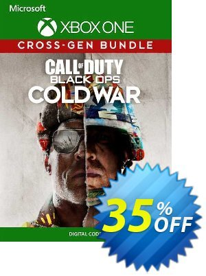 Call of Duty: Black Ops Cold War - Cross Gen Bundle Xbox One (UK) discount coupon Call of Duty: Black Ops Cold War - Cross Gen Bundle Xbox One (UK) Deal 2021 CDkeys - Call of Duty: Black Ops Cold War - Cross Gen Bundle Xbox One (UK) Exclusive Sale offer for iVoicesoft