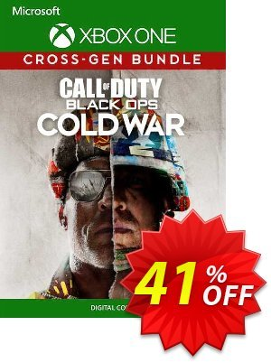 Call of Duty: Black Ops Cold War - Cross Gen Bundle Xbox One (US) discount coupon Call of Duty: Black Ops Cold War - Cross Gen Bundle Xbox One (US) Deal 2021 CDkeys - Call of Duty: Black Ops Cold War - Cross Gen Bundle Xbox One (US) Exclusive Sale offer for iVoicesoft