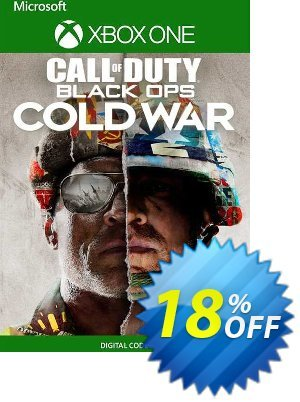 Call of Duty: Black Ops Cold War - Standard Edition Xbox One (Brazil) discount coupon Call of Duty: Black Ops Cold War - Standard Edition Xbox One (Brazil) Deal 2021 CDkeys - Call of Duty: Black Ops Cold War - Standard Edition Xbox One (Brazil) Exclusive Sale offer for iVoicesoft