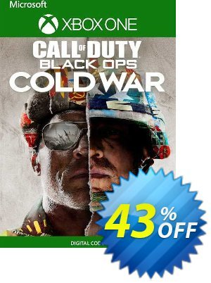 Call of Duty: Black Ops Cold War - Standard Edition Xbox One (UK) discount coupon Call of Duty: Black Ops Cold War - Standard Edition Xbox One (UK) Deal 2021 CDkeys - Call of Duty: Black Ops Cold War - Standard Edition Xbox One (UK) Exclusive Sale offer for iVoicesoft