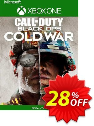 Call of Duty: Black Ops Cold War - Standard Edition Xbox One (US) discount coupon Call of Duty: Black Ops Cold War - Standard Edition Xbox One (US) Deal 2021 CDkeys - Call of Duty: Black Ops Cold War - Standard Edition Xbox One (US) Exclusive Sale offer for iVoicesoft