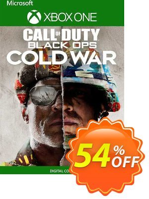 Call of Duty: Black Ops Cold War - Standard Edition Xbox One (WW) discount coupon Call of Duty: Black Ops Cold War - Standard Edition Xbox One (WW) Deal 2021 CDkeys - Call of Duty: Black Ops Cold War - Standard Edition Xbox One (WW) Exclusive Sale offer for iVoicesoft