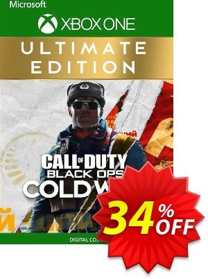 Call of Duty: Black Ops Cold War - Ultimate Edition Xbox One (EU) discount coupon Call of Duty: Black Ops Cold War - Ultimate Edition Xbox One (EU) Deal 2021 CDkeys - Call of Duty: Black Ops Cold War - Ultimate Edition Xbox One (EU) Exclusive Sale offer for iVoicesoft