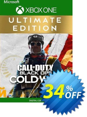 Call of Duty: Black Ops Cold War - Ultimate Edition Xbox One (EU) Coupon, discount Call of Duty: Black Ops Cold War - Ultimate Edition Xbox One (EU) Deal 2021 CDkeys. Promotion: Call of Duty: Black Ops Cold War - Ultimate Edition Xbox One (EU) Exclusive Sale offer for iVoicesoft