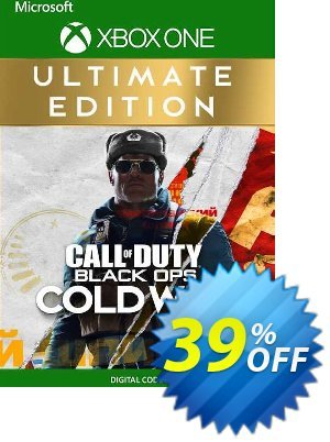Call of Duty: Black Ops Cold War - Ultimate Edition Xbox One (UK) discount coupon Call of Duty: Black Ops Cold War - Ultimate Edition Xbox One (UK) Deal 2021 CDkeys - Call of Duty: Black Ops Cold War - Ultimate Edition Xbox One (UK) Exclusive Sale offer for iVoicesoft