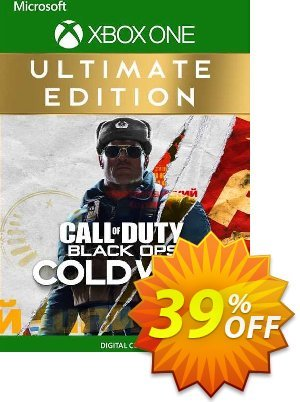 Call of Duty: Black Ops Cold War - Ultimate Edition Xbox One (US) discount coupon Call of Duty: Black Ops Cold War - Ultimate Edition Xbox One (US) Deal 2021 CDkeys - Call of Duty: Black Ops Cold War - Ultimate Edition Xbox One (US) Exclusive Sale offer for iVoicesoft